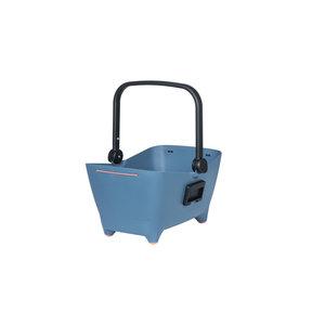 Buddy KF - Fahrradhundekorb - blau