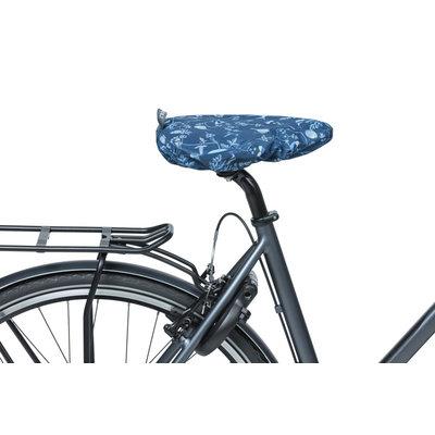 Basil Wanderlust - zadeldekje - indigo blauw