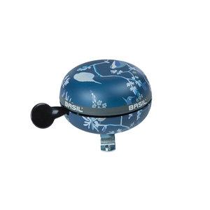 Basil Wanderlust bell - bicycle bell- indigo blue