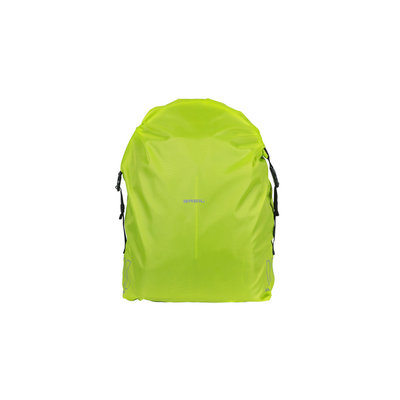 Basil Keep Dry and Clean - regenhoes - verticaal - neon geel