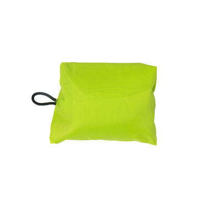 Basil Keep Dry and Clean - regenhoes - horizontaal - neon geel