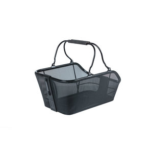 Cento Tech Fiber MIK - bike basket - black