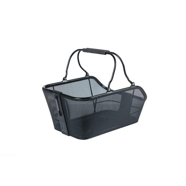 Cento Tech Fiber MIK - bike basket - black