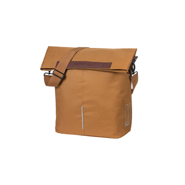City - bicycle shopper bag - brown