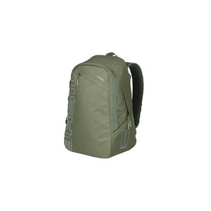 Basil Flex - bicycle backpack - 17 liter - forest green