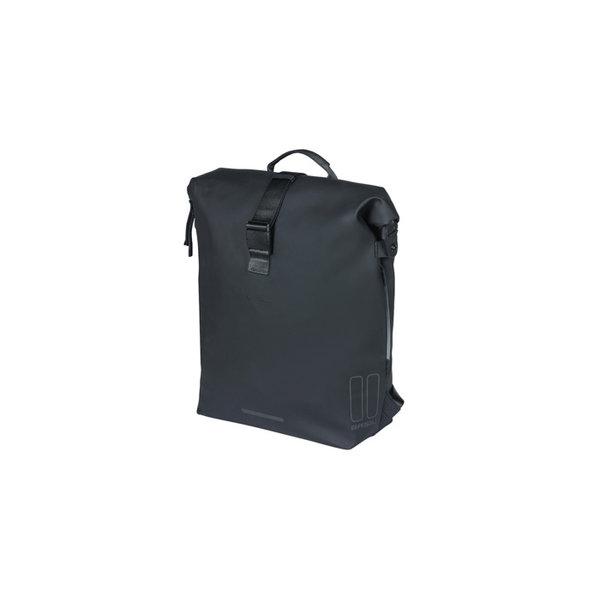 SoHo - Fahrradrucksack - schwarz