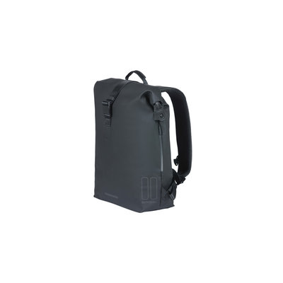 Basil SoHo - bicycle backpack Nordlicht - 17 liter - night black
