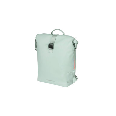 Basil SoHo - bicycle backpack Nordlicht - 17 liter - pastel green