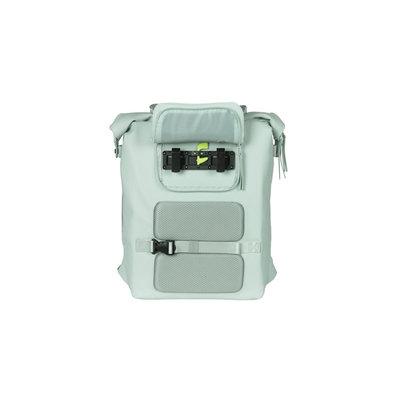 Basil SoHo - fietsrugzak Nordlicht - 17 liter - pastel groen