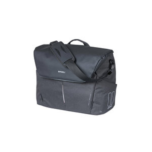 B-Safe Commuter - fiets laptoptas - zwart