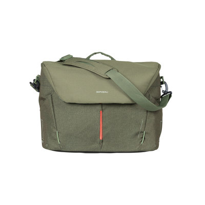 Basil B-Safe Commuter Nordlicht - office bag - 17 liter - olive green