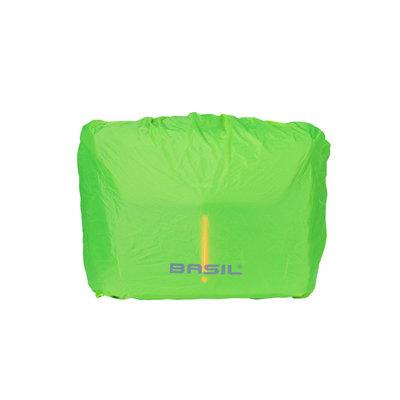 Basil B-Safe Commuter Nordlicht - Buro Fahrradtasche - 17 Liter - olivegrün