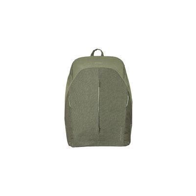 Basil B-Safe Commuter - bicycle backpack for 15,6inch laptop - 18 liter - olive green