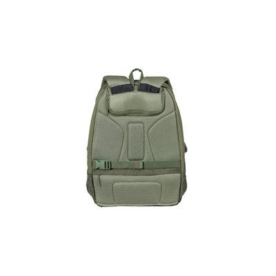Basil B-Safe Commuter - Fahrradrucksack für 15,6inch Laptop - 18 Liter - olivengrün