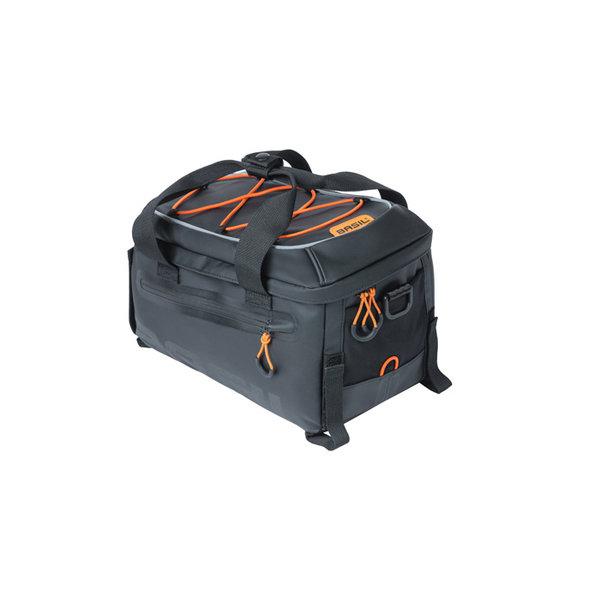 Miles Tarpaulin - Gepäckträgertasche - schwarz