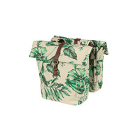 Ever-Green - double bicycle bag - beige