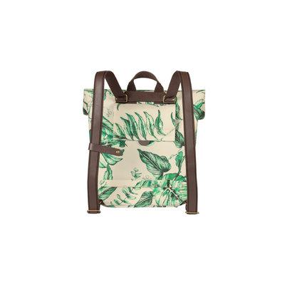Basil Ever-Green - bicycle daypack - 14-19 liter - sandshell beige