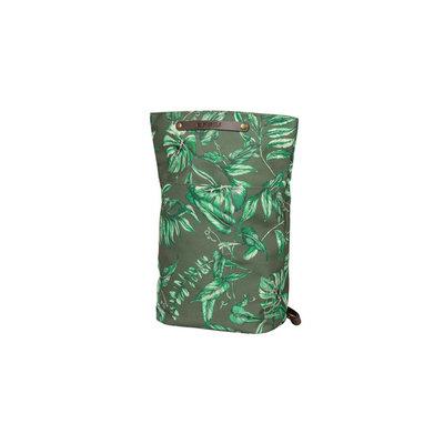 Basil Ever-Green - fietsrugzak - 14-19 liter - thyme groen