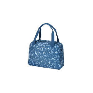 Wanderlust - carry all bag - blue