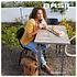 Basil City - bicycle Shopper bag - 14-16 liter - camel brown