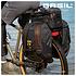 Basil Miles Tarpaulin - bicycle trunkbag - 7 liter - black/orange