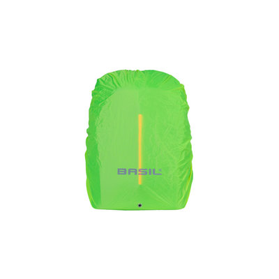 Basil B-Safe Commuter - fietsrugzak voor 13inch laptop Nordlicht - 13 liter - olive groen