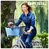 Basil Buddy KF - Fahrradhundekorb - vorne -  faded denim