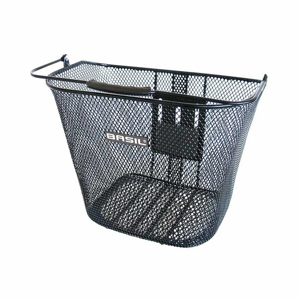 Bremen KF - bicycle basket - black