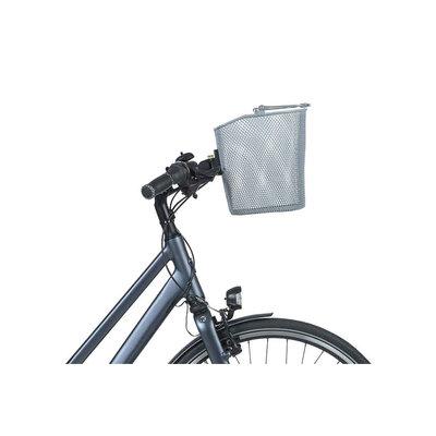 Basil Bremen KF - fietsmand - voorop - zilver