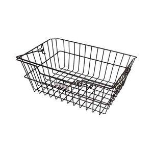 Basil Cairo - bicycle basket – rear - black