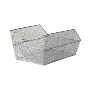 Cento - bicycle basket - silver