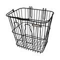 Bottle basket - bicycle basket - black