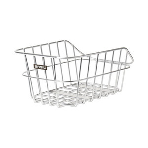 Cento Alu - bicycle basket - aluminium