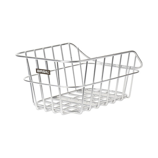 Cento Alu - bicycle basket - aluminium
