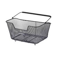 Base M - bicycle basket - black