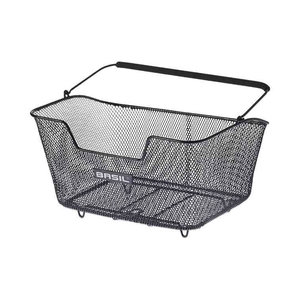 Base M - bicycle basket - black