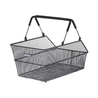 Basil Cento Multi System - bicycle basket - rear - black