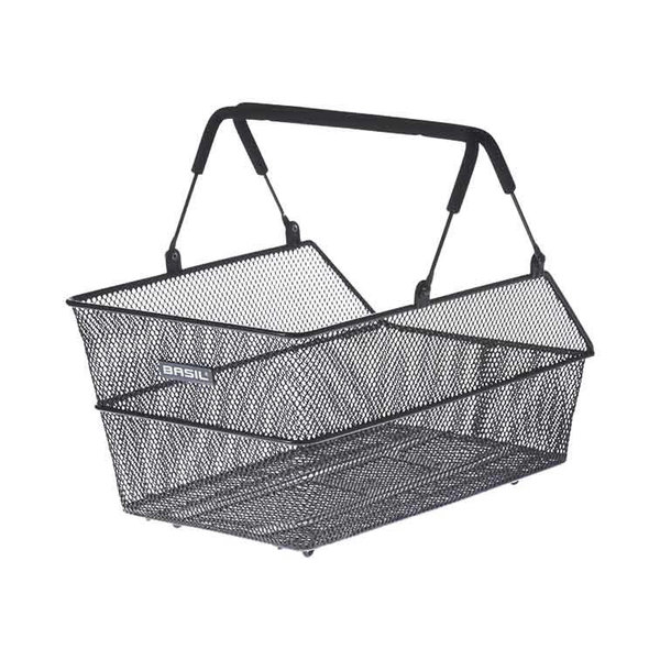 Cento Multi System bicycle basket - black