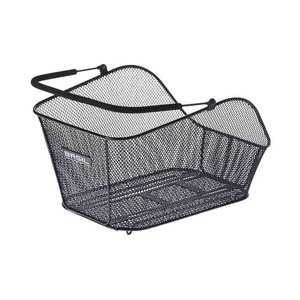 Icon M Multi System bicycle basket - black