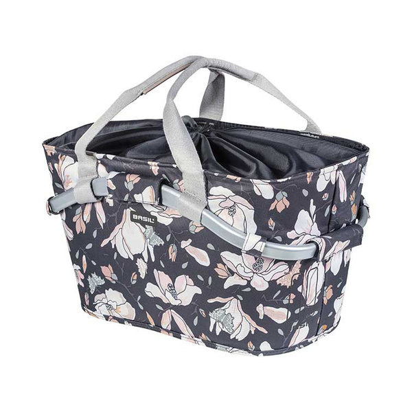 Magnolia Carry All rear basket - pastel powder