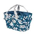 Magnolia Carry All rear basket - blue