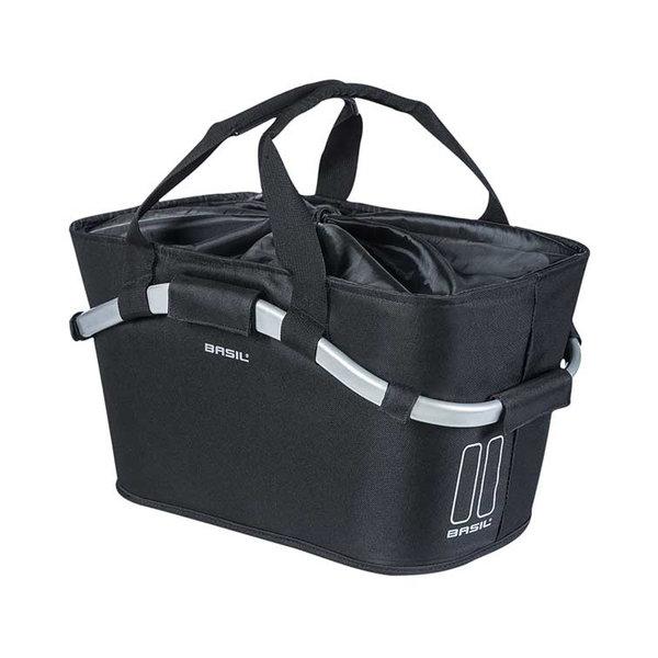 Classic Carry All rear basket MIK - black