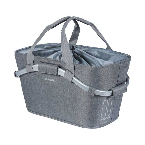 2Day Carry All rear basket MIK - grey melee