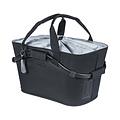 Noir Carry All rear basket MIK - black