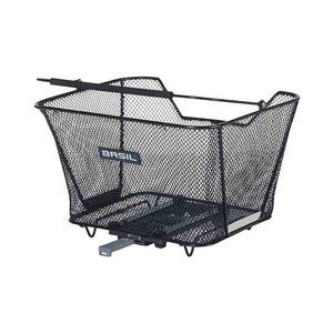 Lesto MIK - rear basket - black