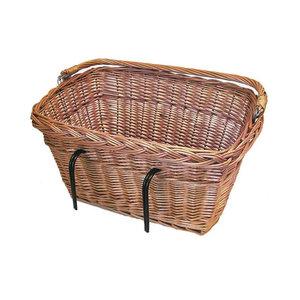 Davos - bicycle basket - nature
