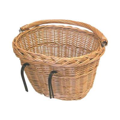 Basil Denver - bicycle basket - front or rear - nature