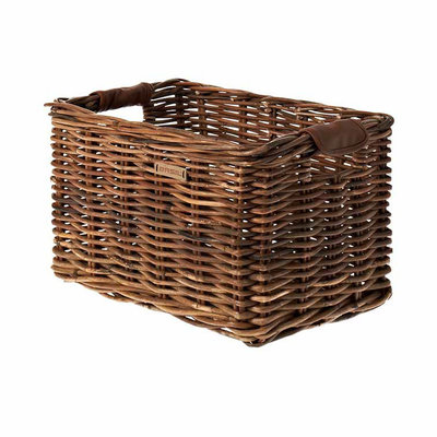 Basil Dorset - fietsmand - medium - bruin