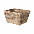 Dalton M - bicycle basket - grey