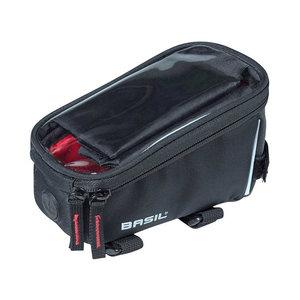 Basil Sport Design - Rahmentasche - 1 Liter - schwarz